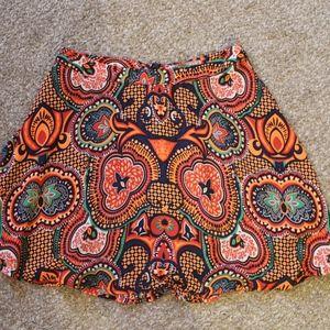 Forever 21 - Skirt (Multi-Colored)